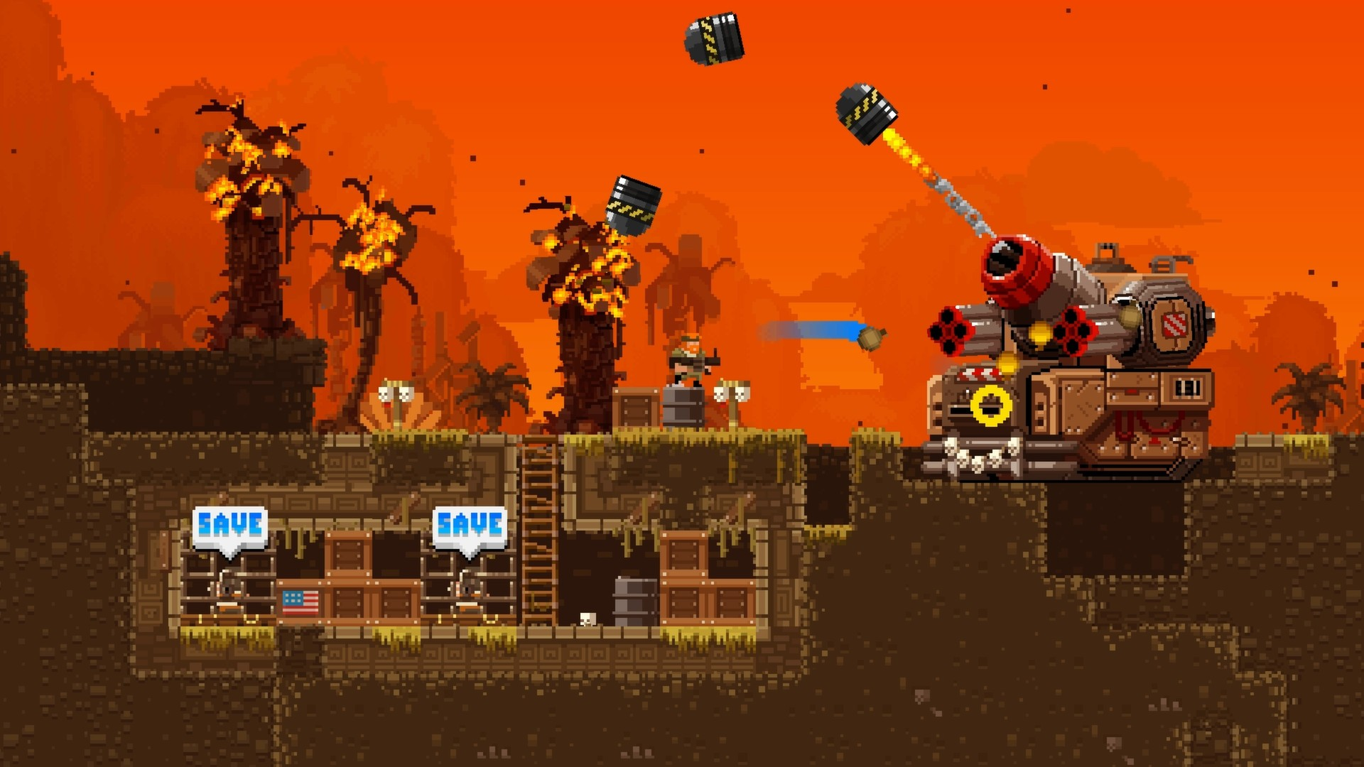 Buy Broforce Steam