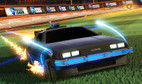 Rocket League: Back to the Future Car Pack screenshot 1