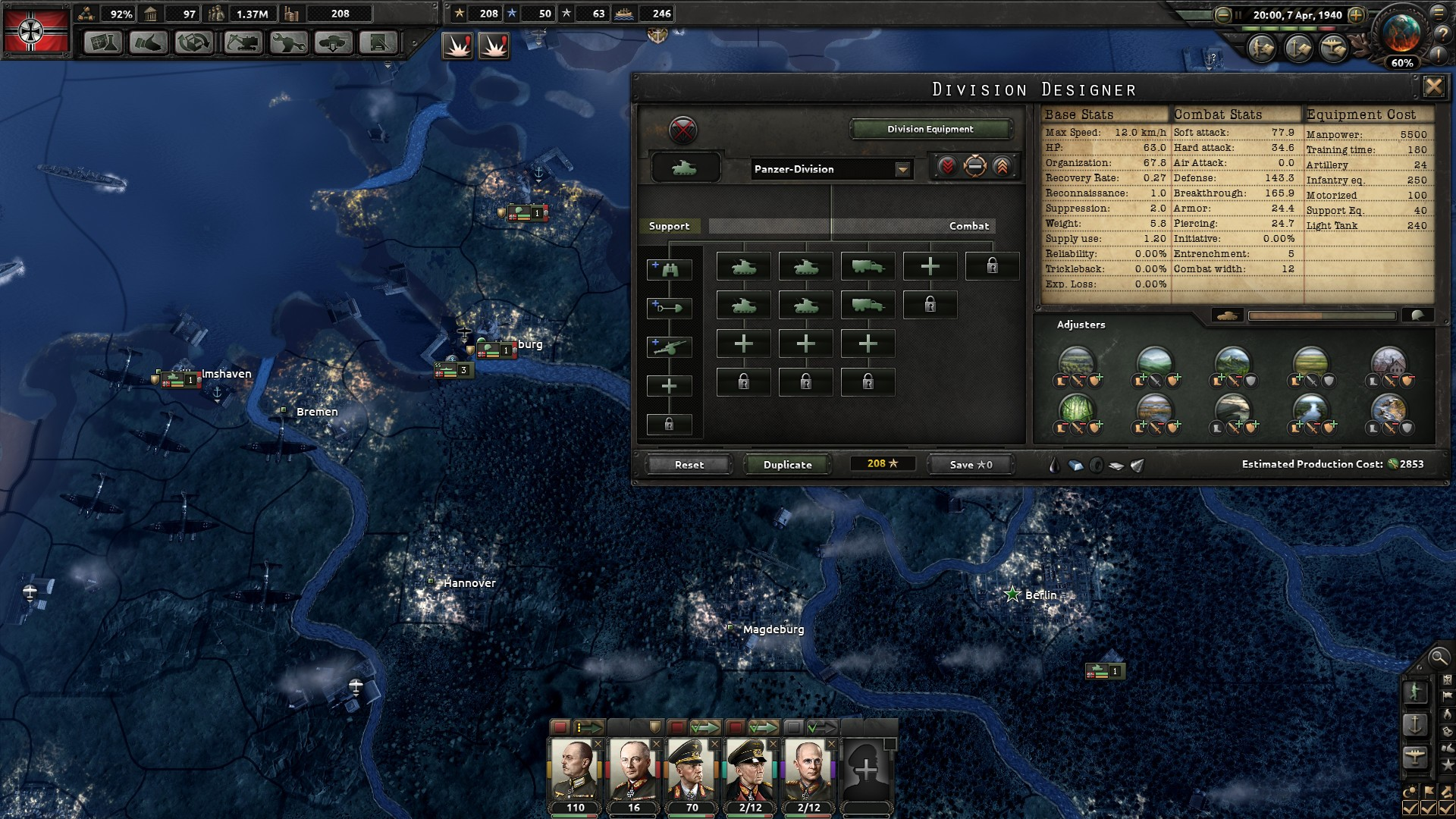 Hearts of Iron IV: Cadet Edition (uncut) (Europe)