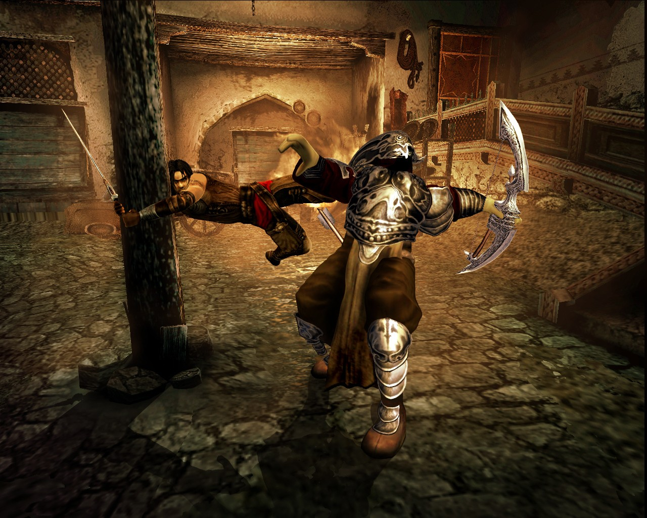 Prince of Persia: The Sands of Time Cheats