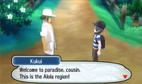 Pokemon Sun 3DS screenshot 2