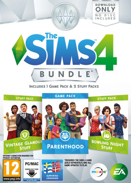 Sims 4: Bundle Pack 5