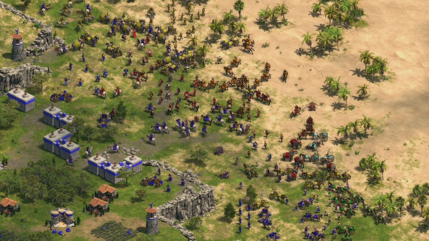 ... Age of Empires: Definitive Edition screenshot 2 ...