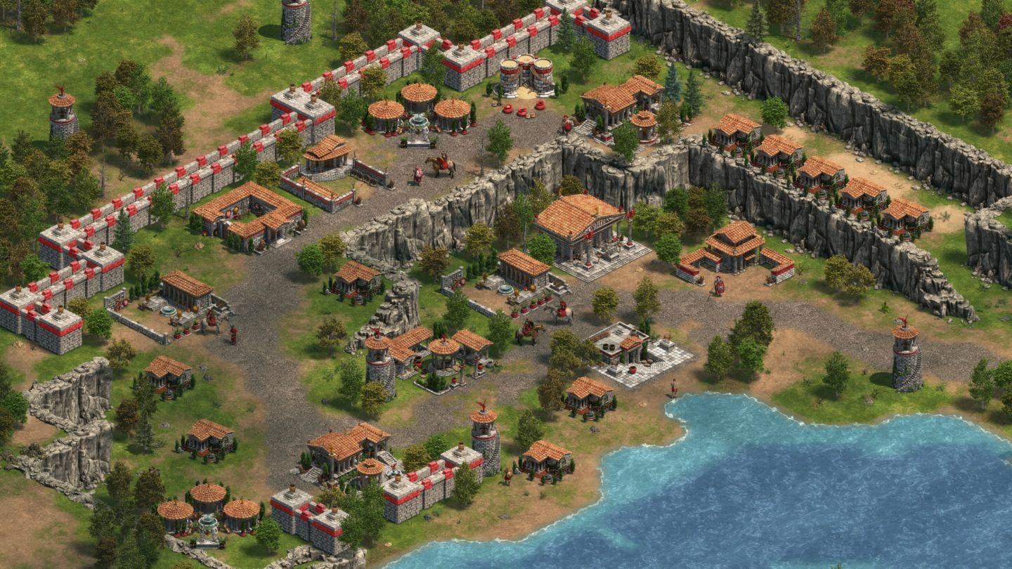 ... Age of Empires: Definitive Edition screenshot 3 ...