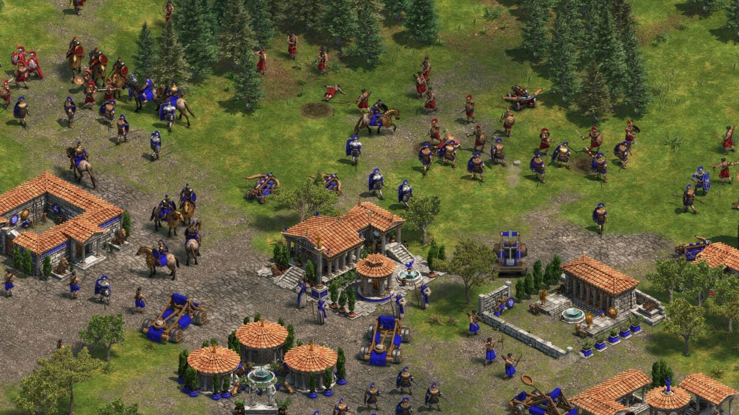 Buy Age Of Empires Definitive Edition Windows 10 Microsoft Store