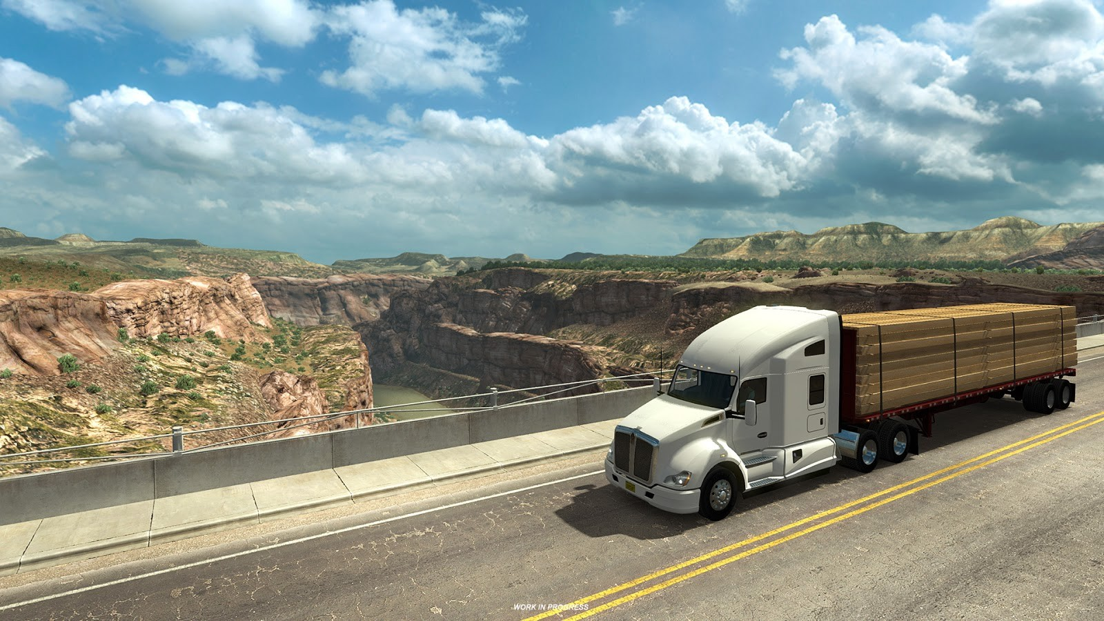 buy american truck simulator new mexico dlc steam. Black Bedroom Furniture Sets. Home Design Ideas