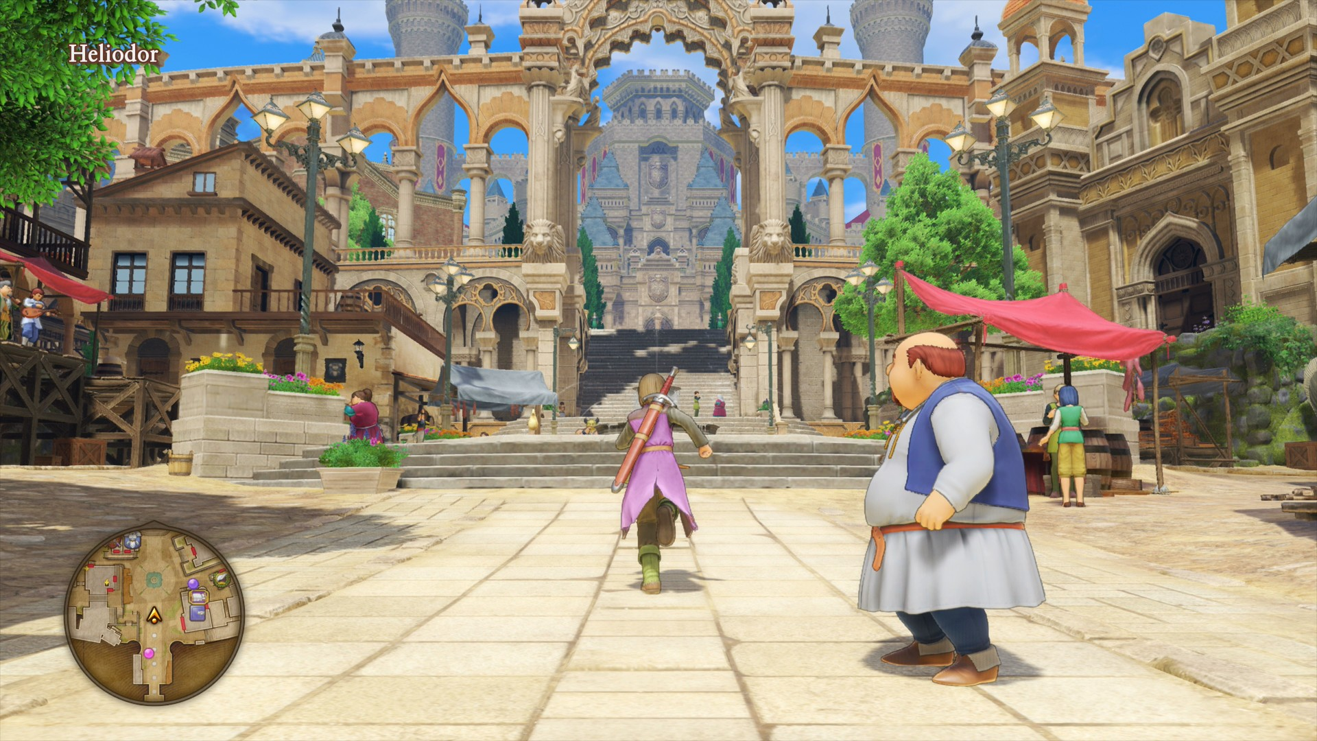 Buy Dragon Quest Xi Echoes Of An Elusive Age Steam