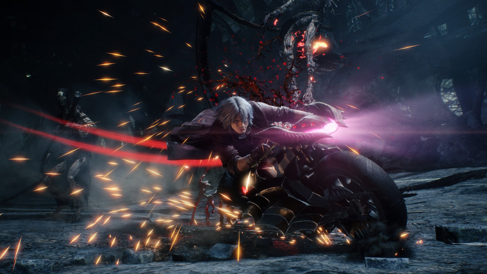 Devil May Cry 5 Europe