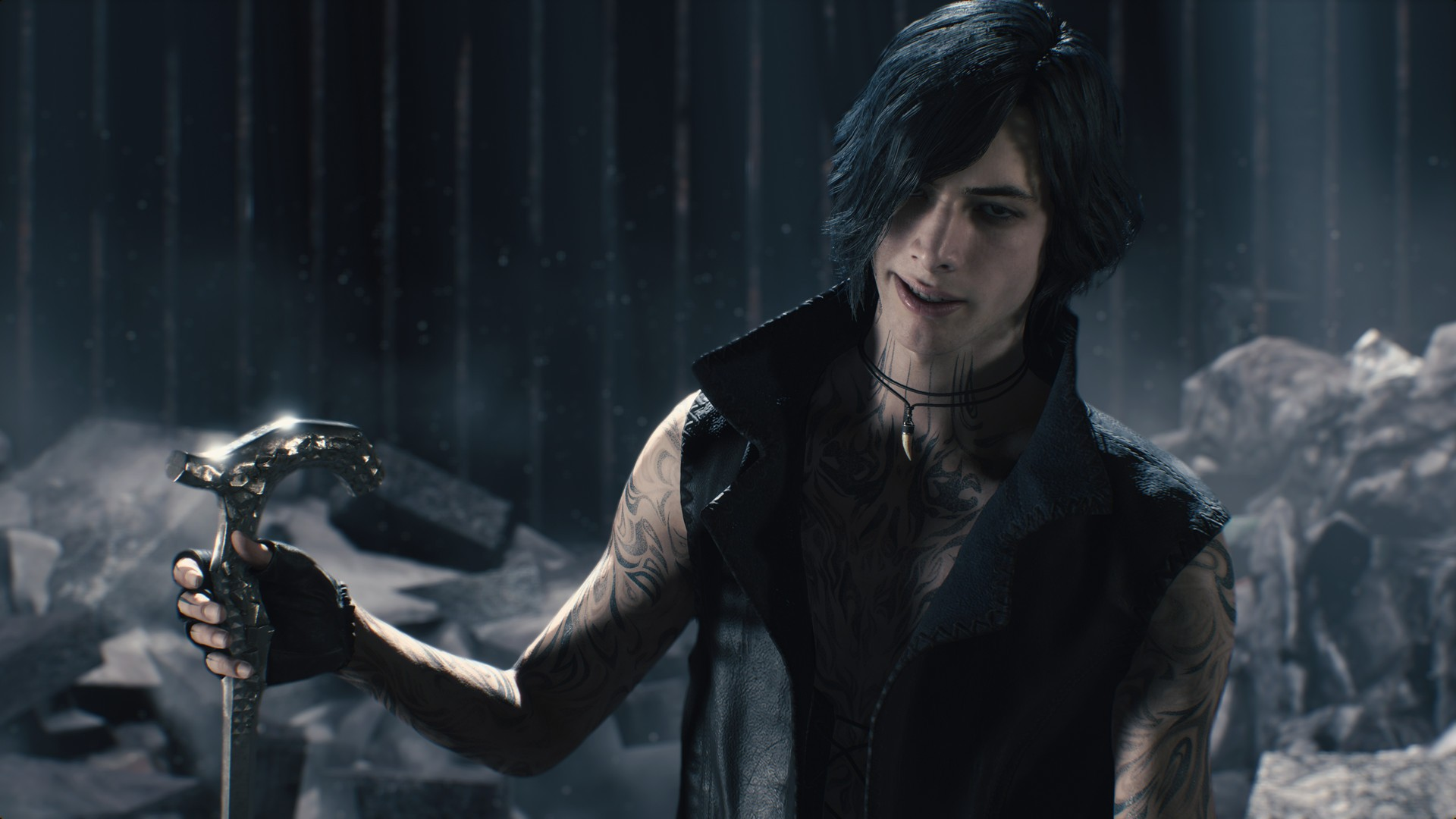 Devil May Cry 5 (Europe)