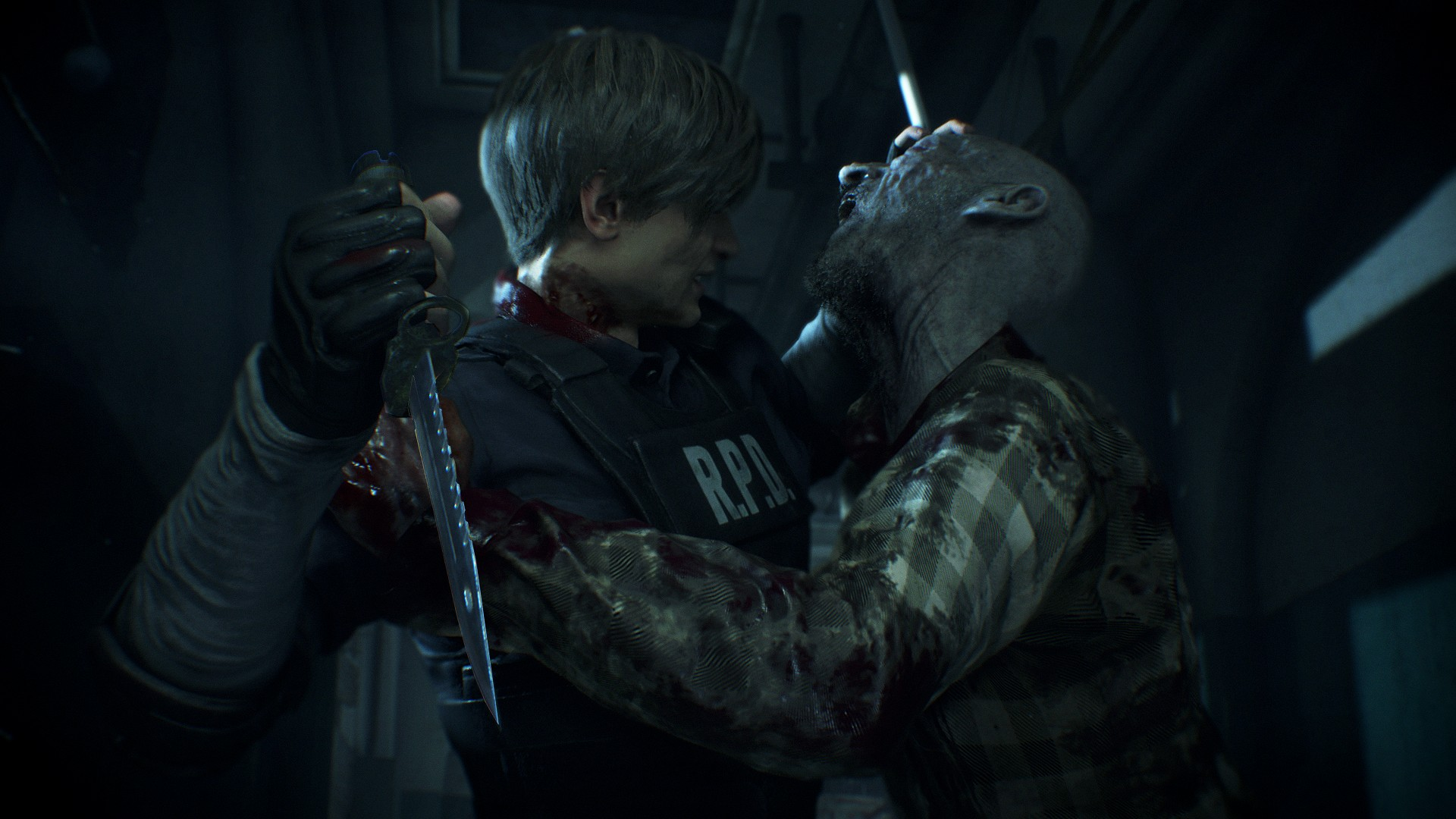 Resident Evil 2 Biohazard Re2 Europe