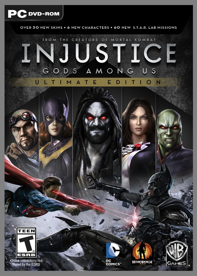 Buy injustice gods among us ultimate edition steam voltagebd Images