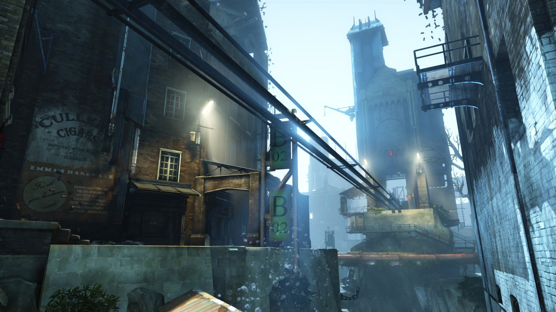 Buy Dishonored: Dunwall City Trials Steam