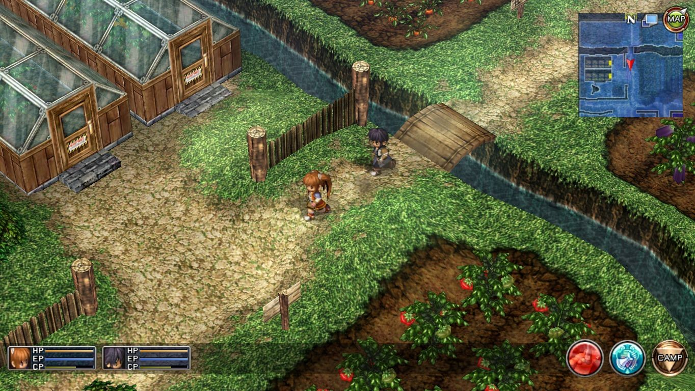 Buy The Legend Of Heroes Trails In The Sky Steam