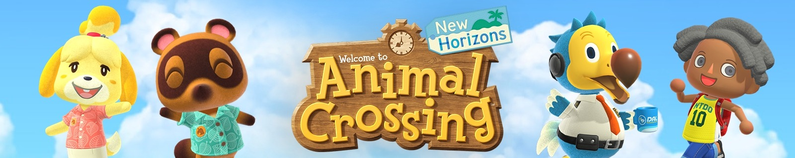 Animal Crossing: New Horizons Switch