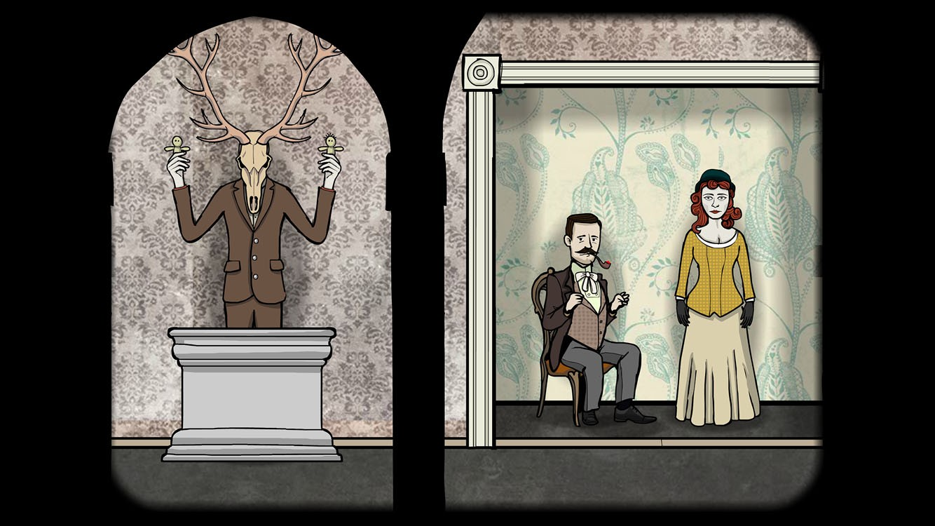 Rusty lake video games