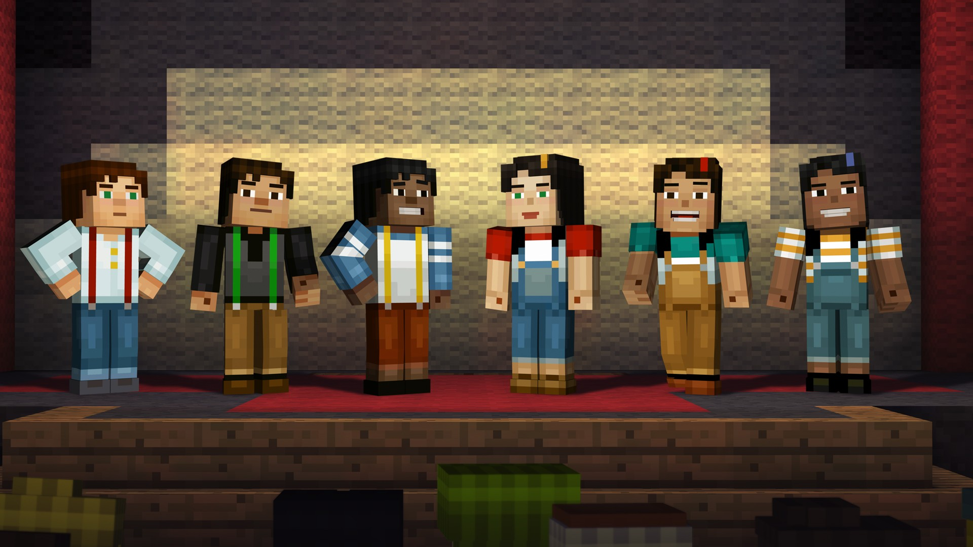 Buy Minecraft Story Mode Steam