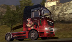 Euro Truck Simulator 2 - Christmas Paint Jobs Pack screenshot 1