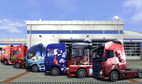 Euro Truck Simulator 2 - Christmas Paint Jobs Pack screenshot 4