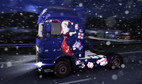 Euro Truck Simulator 2 - Christmas Paint Jobs Pack screenshot 5