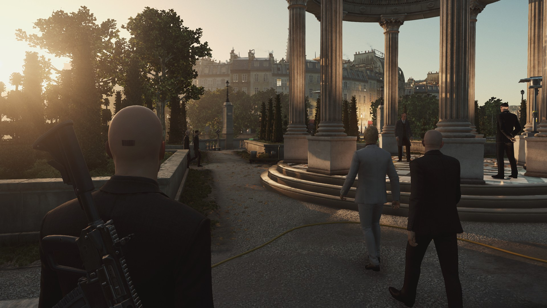 hitman the complete first season prologue episode 1-6 bonus episode