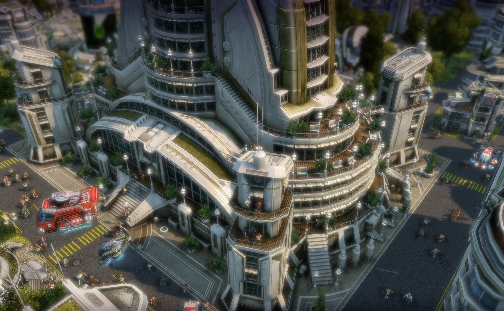 Anno 2070 screenshot 1 ...