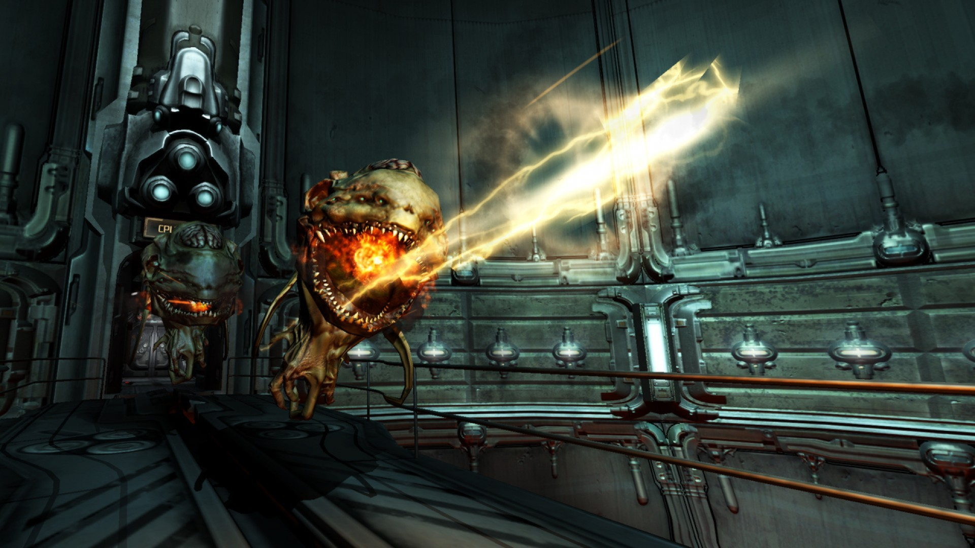 Sggaminginfo » doom 3 bfg edition out this october.